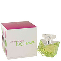 Believe by Britney Spears for Women Eau De Parfum Spray 1.7 oz