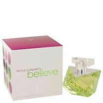 Believe by Britney Spears for Women Eau De Parfum Spray 1.7 oz