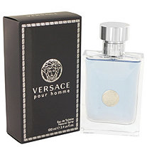 Versace Pour Homme by Versace for Men Eau De Toilette Spray 3.4 oz