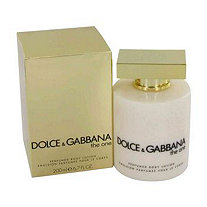 The One by Dolce and Gabbana for Women Body Lotion 6.7 oz