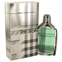 The Beat by Burberrys for Men Eau De Toilette Spray 3.4 oz