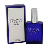 Clean Wellness Purity by Clean for Women Eau De Parfum Spray 2.14 oz