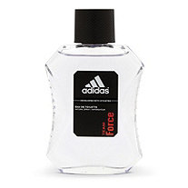 Adidas Team Force Eau De Toilette Spray 3.4 oz