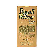 Royall Vetiver Cologne Spray 4 oz