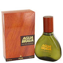 AGUA BRAVA by Antonio Puig for Men Cologne 3.4 oz