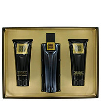Bora Bora by Liz Claiborne for Men Gift Set -- 3.4 oz Cologne Spray + 3.4 oz Body Moisturizer + 3.4 oz Body Wash