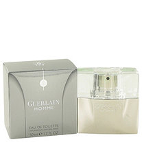 Guerlain Homme by Guerlain for Men Eau De Toilette Spray 1.7 oz