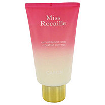 Miss Rocaille by Caron for Women Body Milk 5 oz