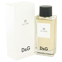 La Lune 18 by Dolce and Gabbana for Women Eau De Toilette Spray 3.3 oz