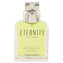 ETERNITY by Calvin Klein for Men Eau De Toilette Spray (Tester) 3.4 oz