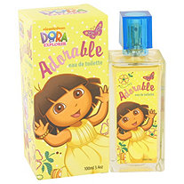 Dora Adorable by Marmol and Son for Women Eau De Toilette Spray 3.4 oz