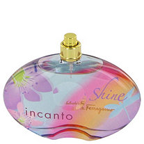 Incanto Shine by Salvatore Ferragamo for Women Eau De Toilette Spray (Tester) 3.4 oz