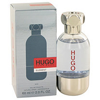 Hugo Elements by Hugo Boss for Men Eau De Toilette Spray 2 oz