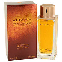 Altamir by Ted Lapidus for Men Eau De Toilette Spray 4.2 oz
