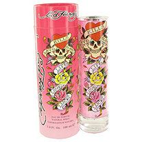Ed Hardy by Christian Audigier for Women Eau De Parfum Spray 3.4 oz
