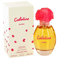 Cabotine Rose by Parfums Gres for Women Eau De Toilette Spray 1.7 oz