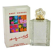Andy Warhol by Andy Warhol for Women Eau De Toilette Spray 3.4 oz
