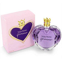 Princess by Vera Wang for Women Eau De Toilette Spray 1 oz