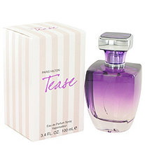 Paris Hilton Tease by Paris Hilton for Women Eau De Parfum Spray 3.4 oz