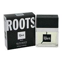 Roots Spirit by Coty for Men Eau De Toilette Spray 1 oz