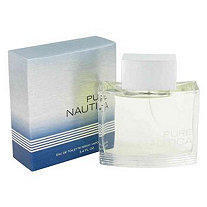 Nautica Pure by Nautica for Men Eau De Toilette Spray 3.4 oz