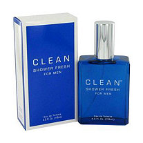Clean Shower Fresh by Clean for Men Eau De Toilette Spray 4 oz