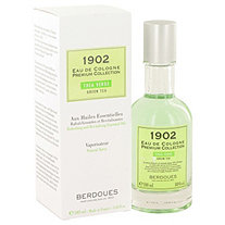 1902 Green Tea by Berdoues for Men Eau De Cologne Spray 3.3 oz