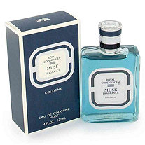 ROYAL COPENHAGEN MUSK by Royal Copenhagen for Men Cologne 2 oz
