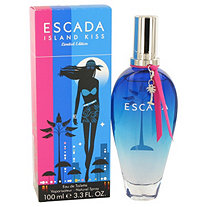 Island Kiss by Escada for Women Eau De Toilette Spray 3.4 oz