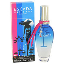 Island Kiss by Escada for Women Eau De Toilette Spray 1.7 oz
