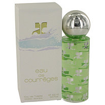 EAU DE COURREGES by Courreges for Women Eau De Toilette Spray 3.4 oz