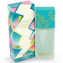 INSTINCT D'ANIMALE by Parlux for Women Eau De Parfum Spray 3.4 oz