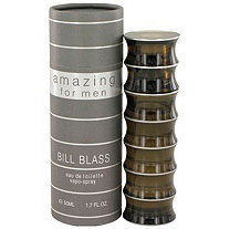 AMAZING by Bill Blass for Men Eau De Toilette Spray 1.7 oz