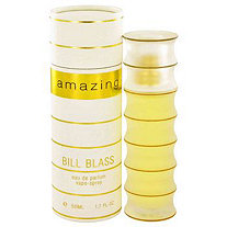 AMAZING by Bill Blass for Women Eau De Parfum Spray 1.7 oz