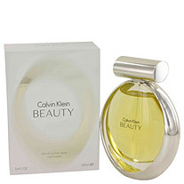Beauty by Calvin Klein for Women Eau De Parfum Spray 3.4 oz