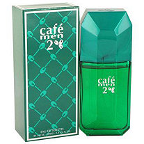 Caf? Men 2 by Cofci for Men Eau De Toilette Spray 3.4 oz