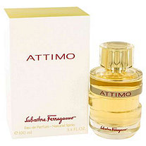 Attimo by Salvatore Ferragamo for Women Eau De Parfum Spray 3.4 oz