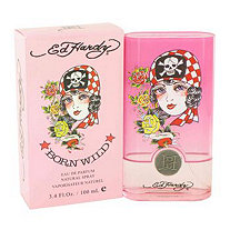 Ed Hardy Born Wild by Christian Audigier for Women Eau De Parfum Spray 3.4 oz