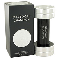 Davidoff Champion by Davidoff for Men Eau De Toilette Spray 1.7 oz