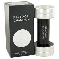 Davidoff Champion by Davidoff for Men Eau De Toilette Spray 1.7 oz