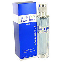BlueTed by Ted Lapidus for Men Eau De Toilette Spray 3.4 oz