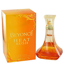 Beyonce Heat Rush by Beyonce for Women Eau De Toilette Spray 3.4 oz