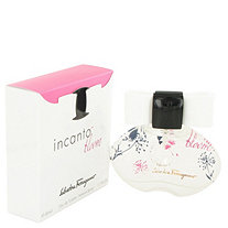 Incanto Bloom by Salvatore Ferragamo for Women Eau De Toilette Spray 1.7 oz