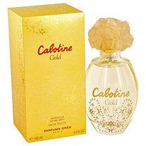 Cabotine Gold by Parfums Gres for Women Eau De Toilette Spray 3.4 oz