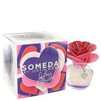 Someday by Justin Beiber for Women Eau De Parfum Spray 3.4 oz