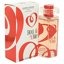 You and Me by Jeanne Arthes for Women Eau De Parfum Spray 3.3 oz