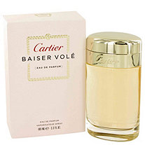 Baiser Vole by Cartier for Women Eau De Parfum Spray 3.4 oz
