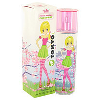 Paris Hilton Passport In Tokyo by Paris Hilton for Women Eau De Toilette Spray 3.4 oz