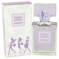 Fashion Instinct by Naf Naf for Women Eau De Toilette Spray 3.33 oz