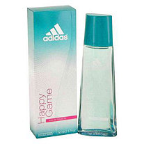 Adidas Happy Game by Adidas for Women Eau De Toilette Spray 1.7 oz